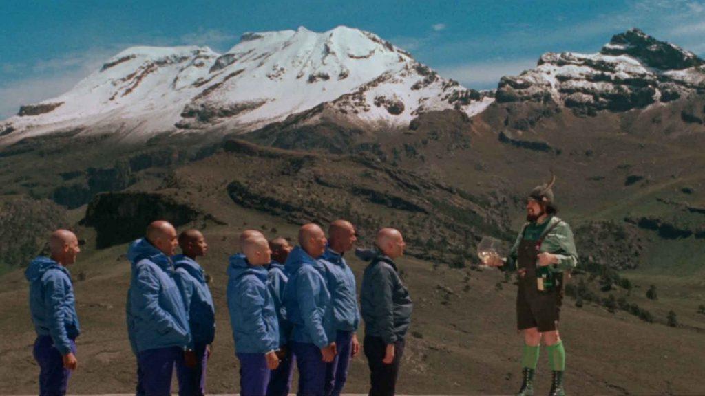 La montagna sacra - Viaggio nel cinema di Alejandro Jodorowsky - a cura di Emanuele Bertolini