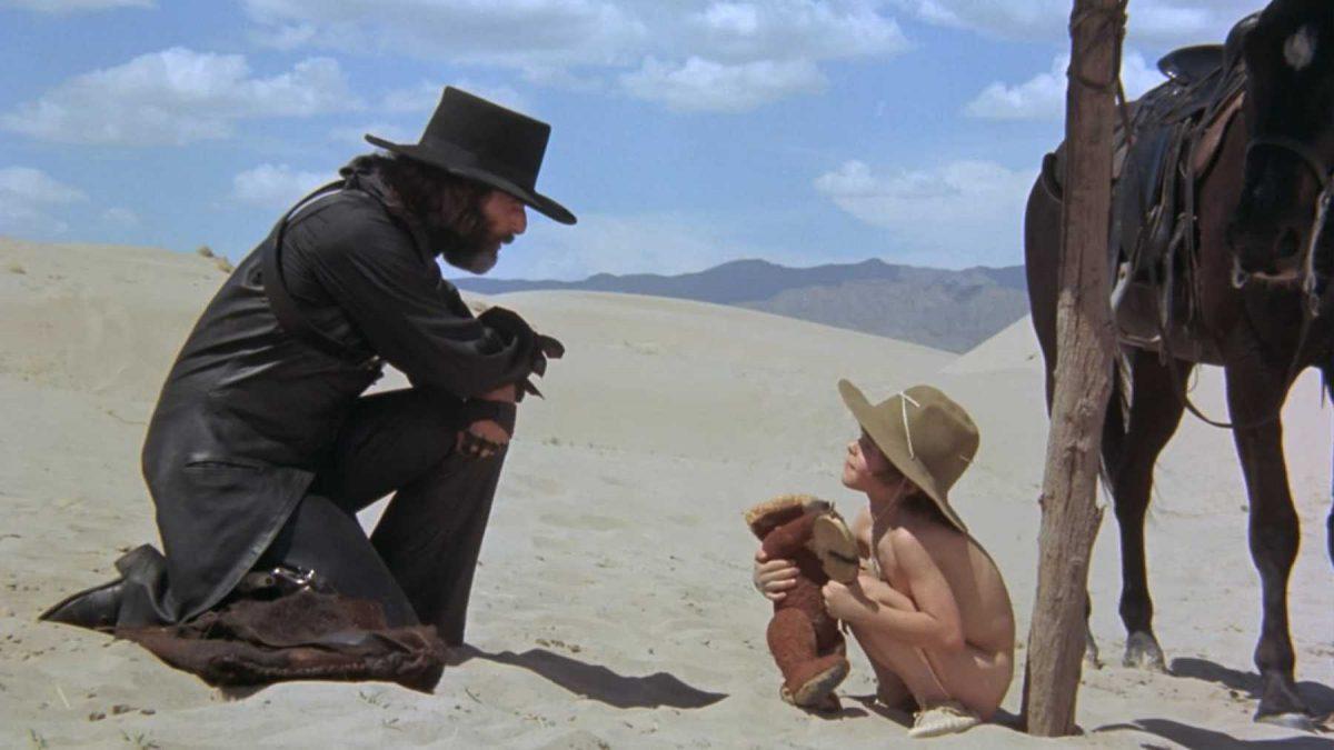 El Topo - Viaggio nel cinema di Alejandro Jodorowsky - a cura di Emanuele Bertolini